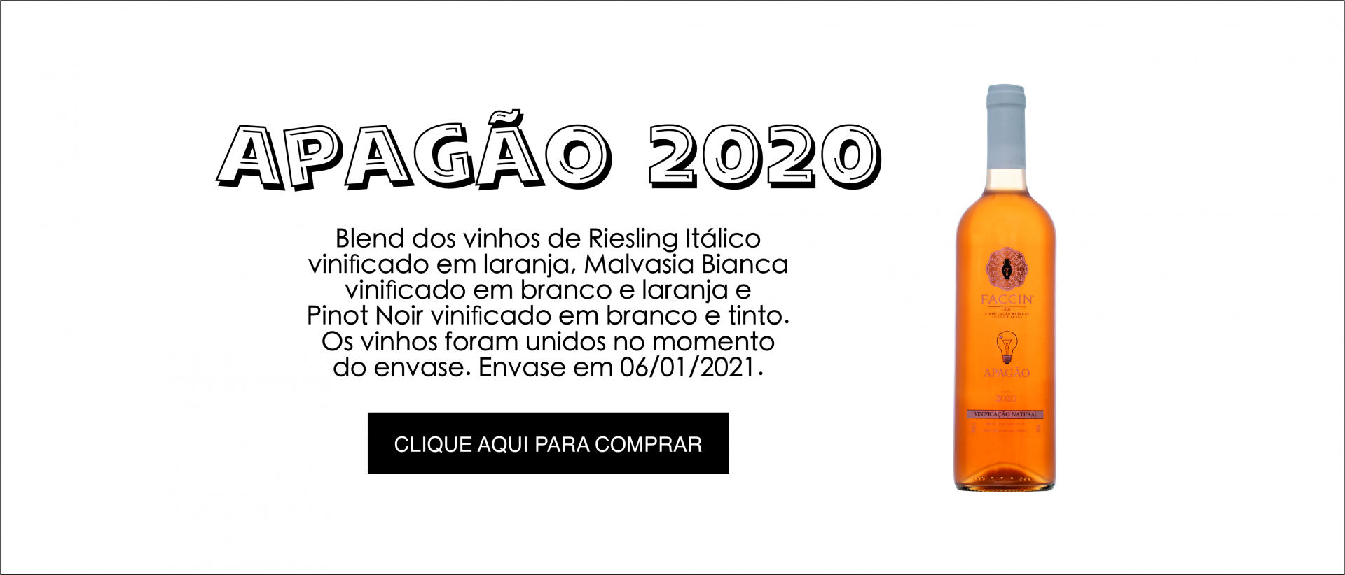 Banner Apagão