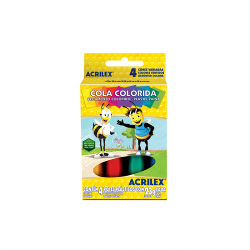 Cola Colorida Acrilex